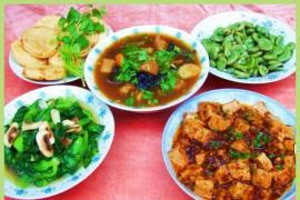 食堂承包-特色菜:四菜