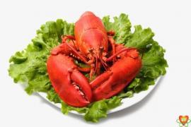 蔬菜配送-食材采购-龙虾