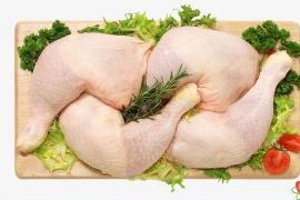 蔬菜配送-食材采购-鸡腿